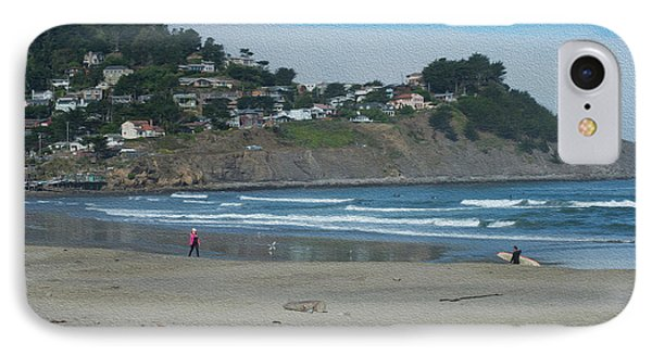 IPhone Case featuring the photograph Pacifica California by David Bearden