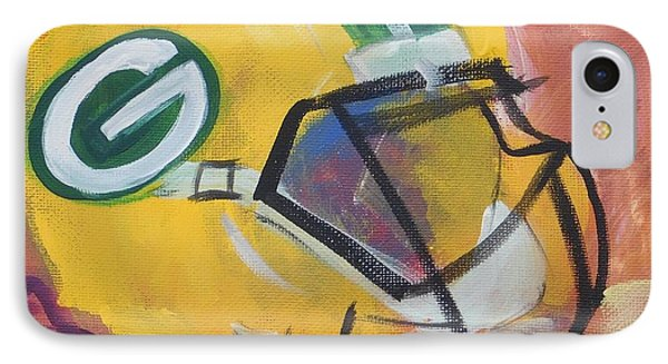 Packer Helmet IPhone Case