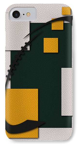 Packers Football Art IPhone Case
