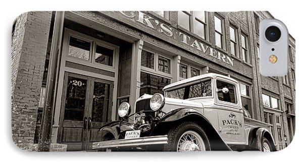 Pack's Tavern Nostalgia IPhone Case