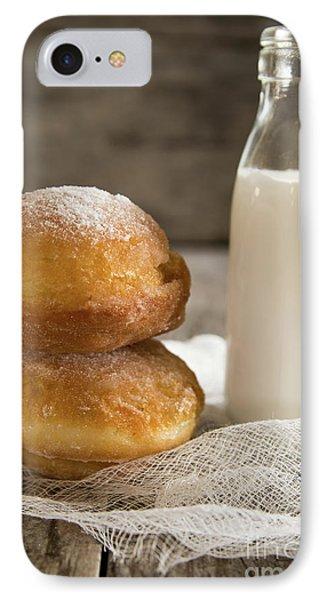 Paczki Doughnuts IPhone Case