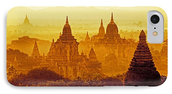 Pagodas Phone Case by Dennis Cox WorldViews