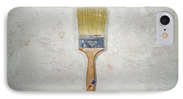 Paint Brush IPhone Case by Scott Norris