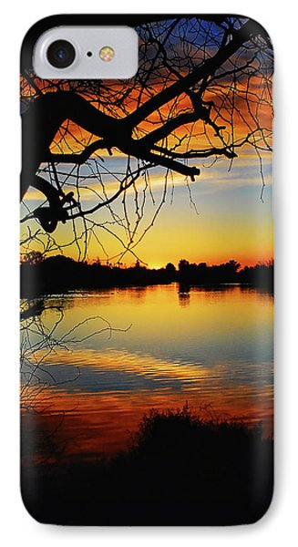 Paint The Sky Phone Case by Saija  Lehtonen