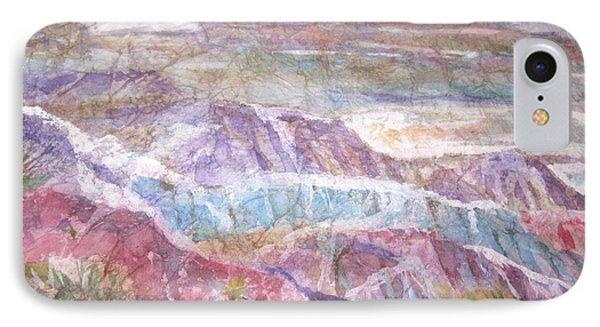 Painted Desert IPhone Case by Ellen Levinson