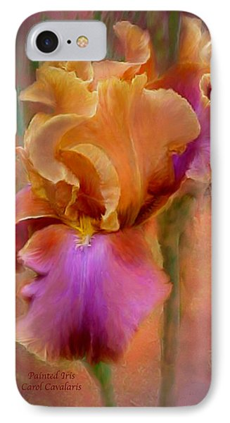 Painted Goddess - Iris IPhone Case
