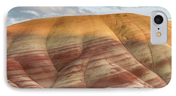 Painted Hill At Last Light IPhone Case by Greg Nyquist