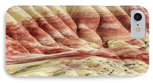 IPhone Case featuring the photograph Painted Hills Landscape by Pierre Leclerc Photography