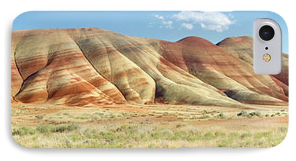 Painted Hills Pano 1 Phone Case by Jerry Fornarotto