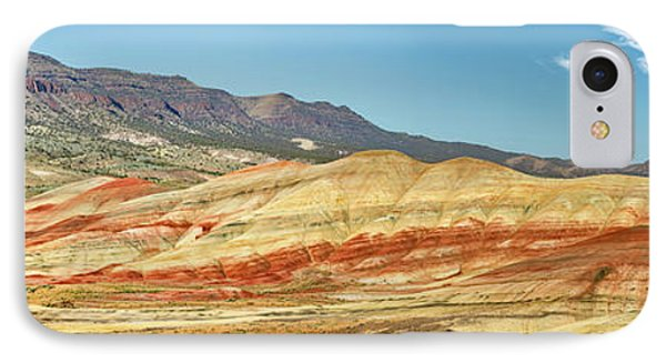 Painted Hills Pano 2 Phone Case by Jerry Fornarotto