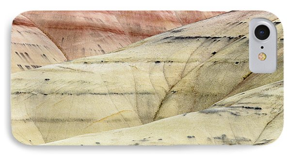 Painted Hills Ridge IPhone Case by Greg Nyquist