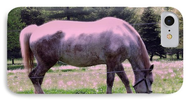 IPhone Case featuring the photograph Painted Pony by Susan Carella