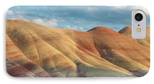 Painted Ridge And Sky IPhone Case by Greg Nyquist
