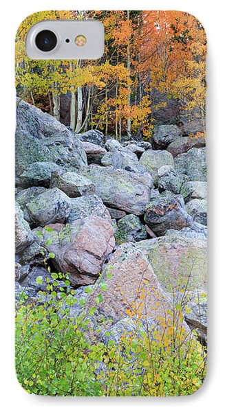 IPhone 7 Case featuring the photograph Painted Rocks by David Chandler