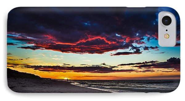 Painted Sky IPhone Case by Peter Scott