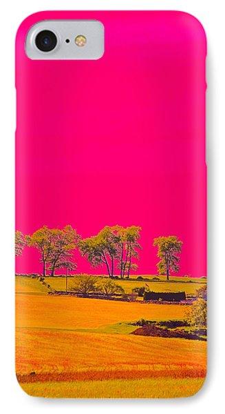 Painter Ridge Phone Case by Gillis Cone
