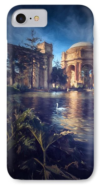 Palace Of Fine Arts IPhone Case