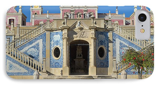 Palacio De Estoi Front View IPhone Case by Angelo DeVal