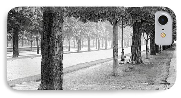 IPhone Case featuring the photograph Palais Park by Dave Beckerman