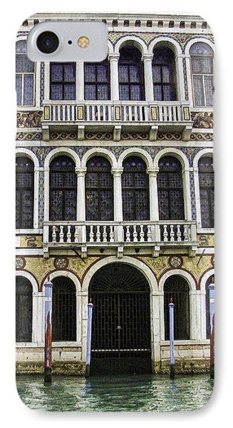 Palazzo Barbarigo IPhone Case