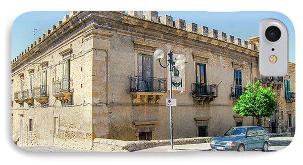 Palazzo Branciforte Or Braranciforti Sicily IPhone Case