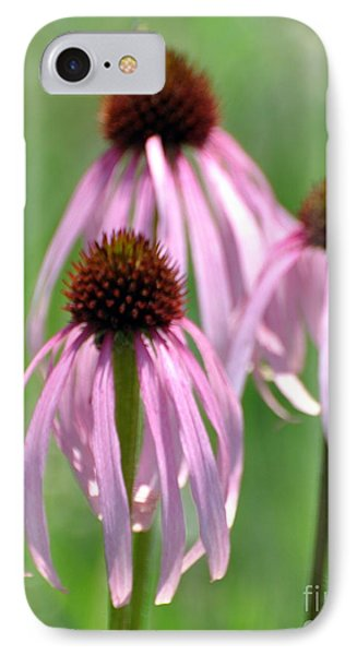 Pale Purple Phone Case by Marty Koch