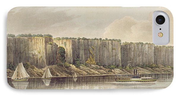Palisades IPhone Case by William Guy Wall