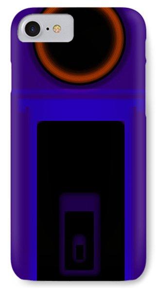 Palladian Violet Phone Case by Charles Stuart