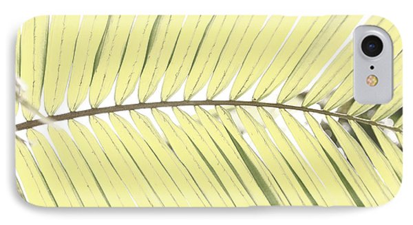 Palm Leaf Phone Case by Gaspar Avila