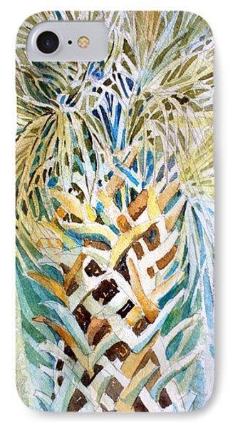 Palm On Honeymoon Island IPhone Case