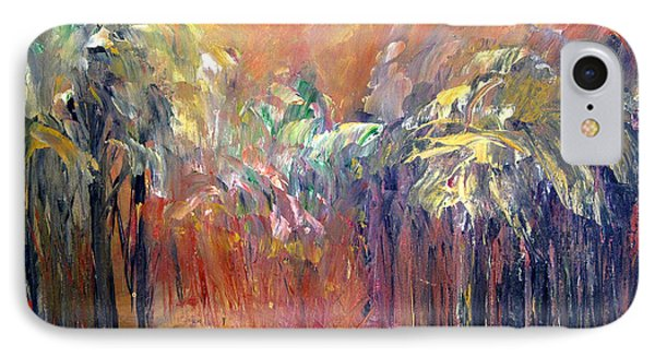 Palm Passage IPhone Case by Roberta Rotunda