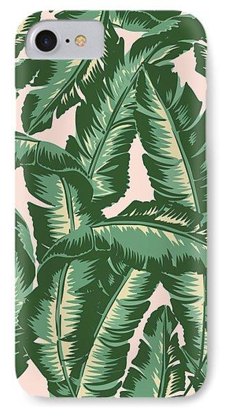 Fruits iPhone 7 Case - Palm Print by Lauren Amelia Hughes
