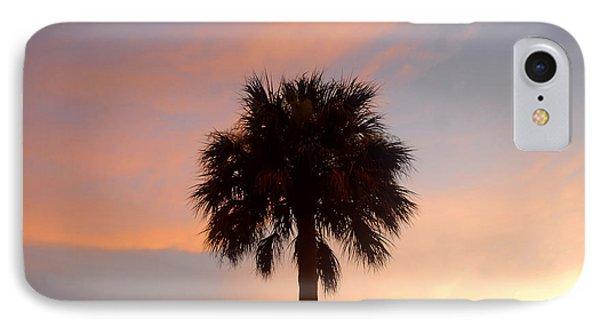 Palm Sky Phone Case by David Lee Thompson