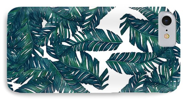 Palm Tree 7 IPhone Case by Mark Ashkenazi