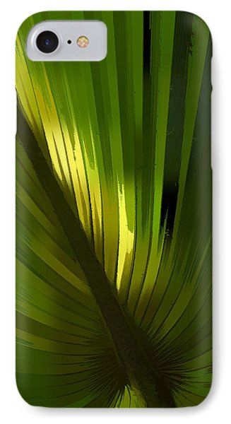 Palmetto Embrace IPhone Case by Marvin Spates