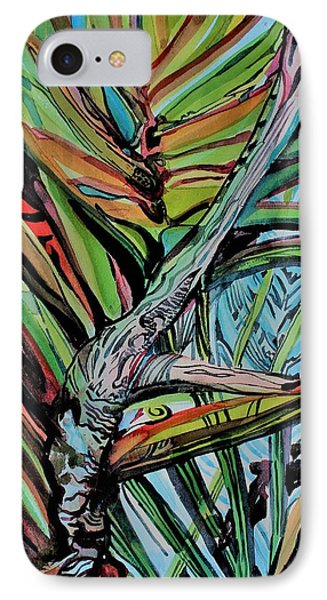 Palms Reaching Out IPhone Case by Mindy Newman