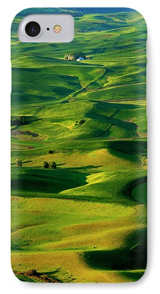 Palouse Morning IPhone Case