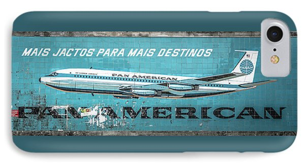 Pan American Vintage Ad V IPhone Case