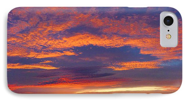 Pana 53rd Ave Sunrise IPhone Case by Kimo Fernandez