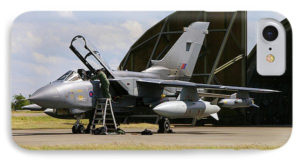 IPhone Case featuring the photograph Panavia Tornado Gr4 by Tim Beach