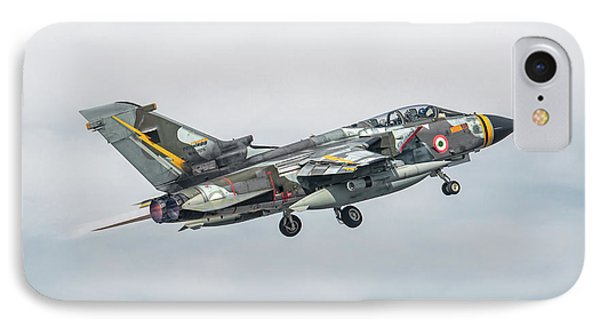 Panavia Tornado Mm7079 Magnific Colors IPhone Case by Roberto Chiartano