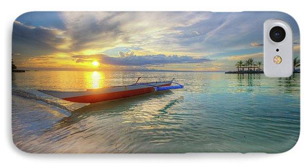 Panglao Island Sunset IPhone Case by Yhun Suarez