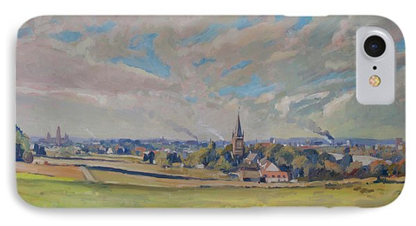 Panorama Maastricht IPhone Case
