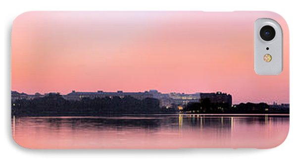 Panoramic Dawn Phone Case by JC Findley