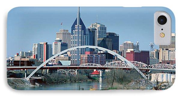 Panoramic View Of Bridge IPhone Case