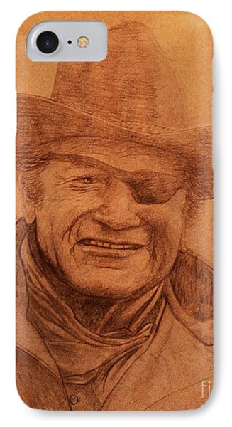 Papaw's Rooster IPhone Case by Dale Crum