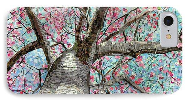 Paper Magnolias IPhone Case