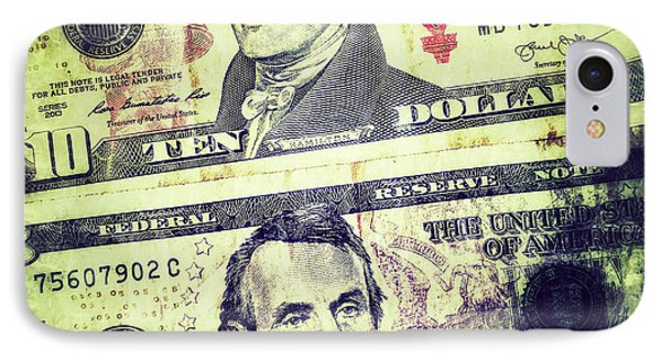 Paper. Money IPhone Case