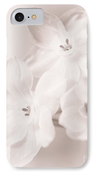 Paper Whites II IPhone Case