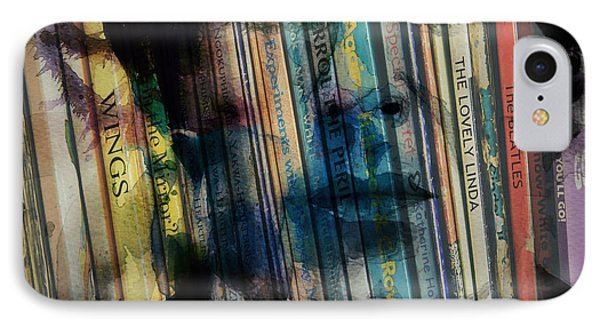 Paperback Writer IPhone Case by Paul Lovering